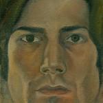 self portrait Maron Paris 1972