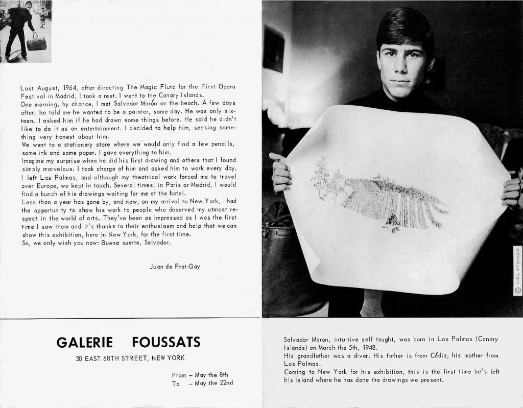 2. Exhibition New York 1965