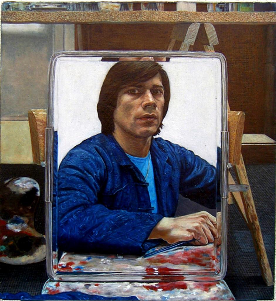 self portrait 1976