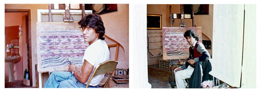 painting fernando's carpet 2