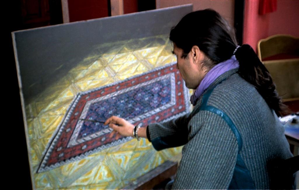 Salvador painting
