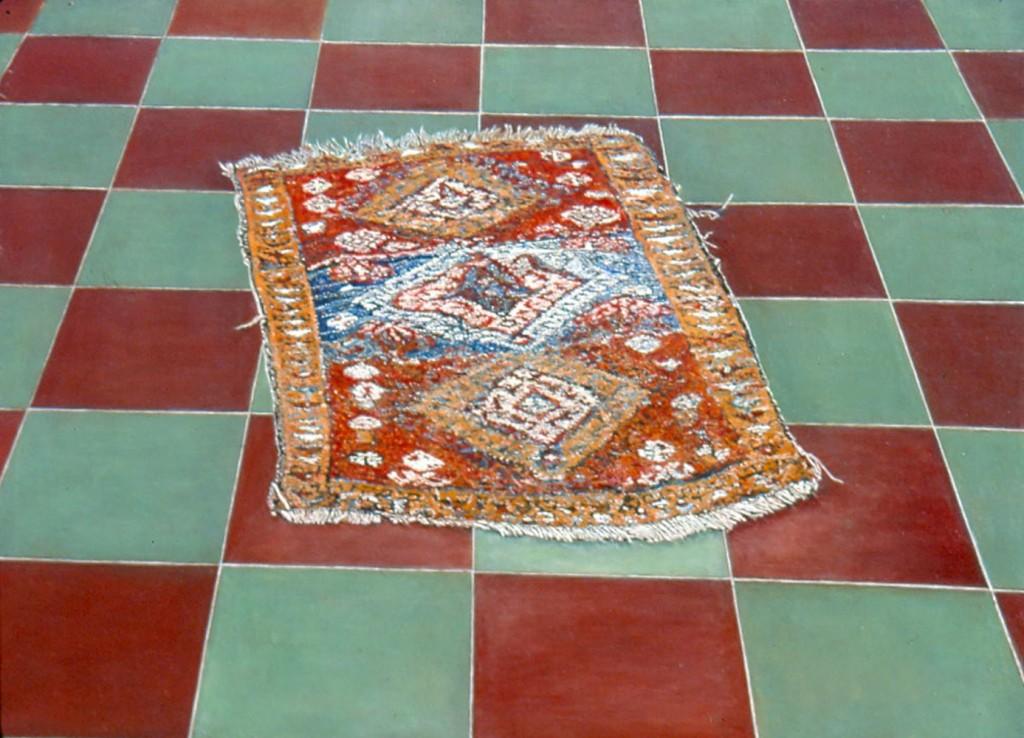 praying carpet, Elda 87
