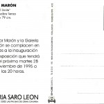 5 .Invitation  SARO LEON 96