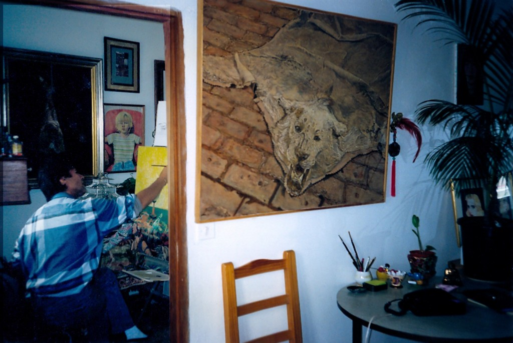 11. salv painting