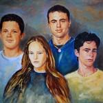 3. canarian family