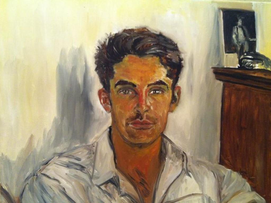 15. Portrait of Paxti