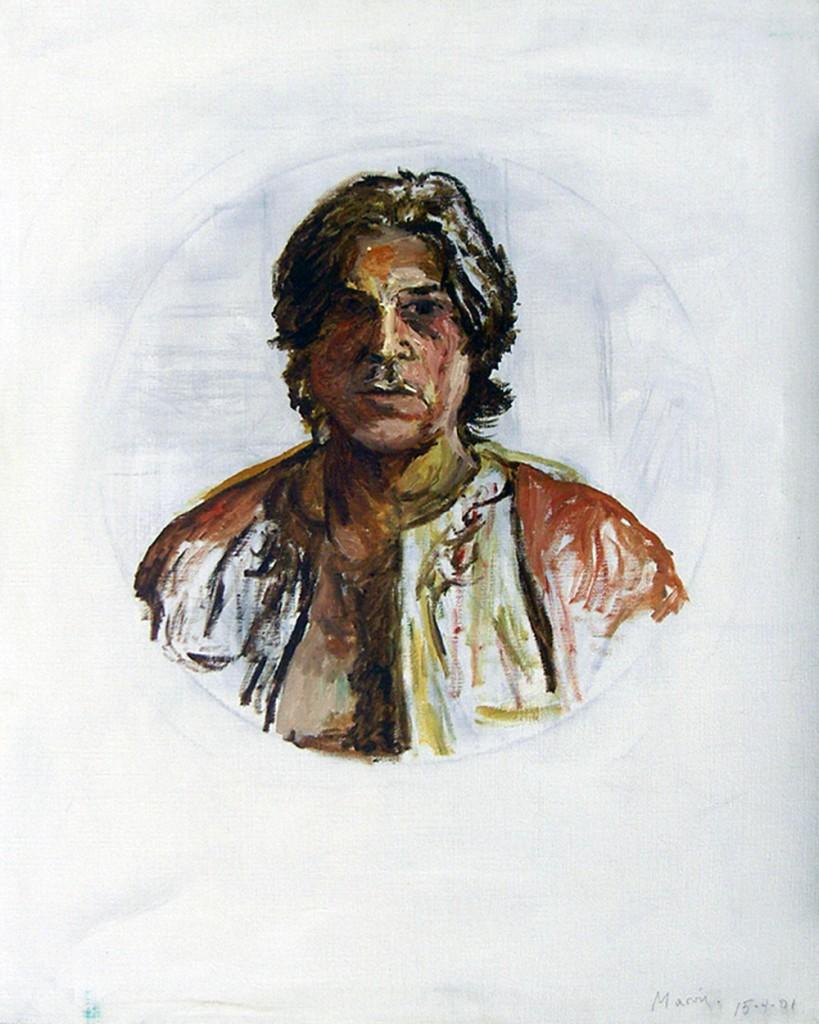 16. self portrait Obrecht