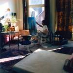 7. painting in Obrecht str,