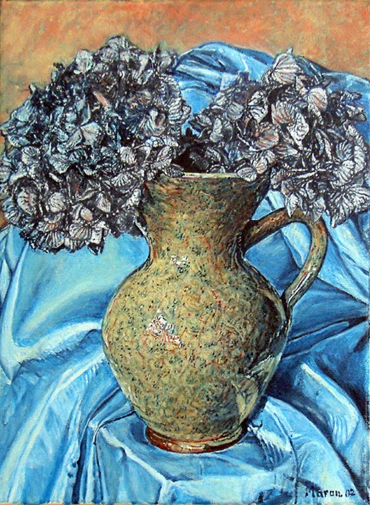 4. dried hortensias-40x30 cm